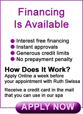 Advance Care Interest free Financing